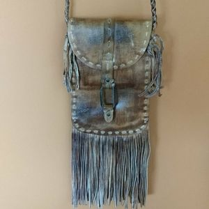 Bed Stu Sandy Lane Messenger Bag